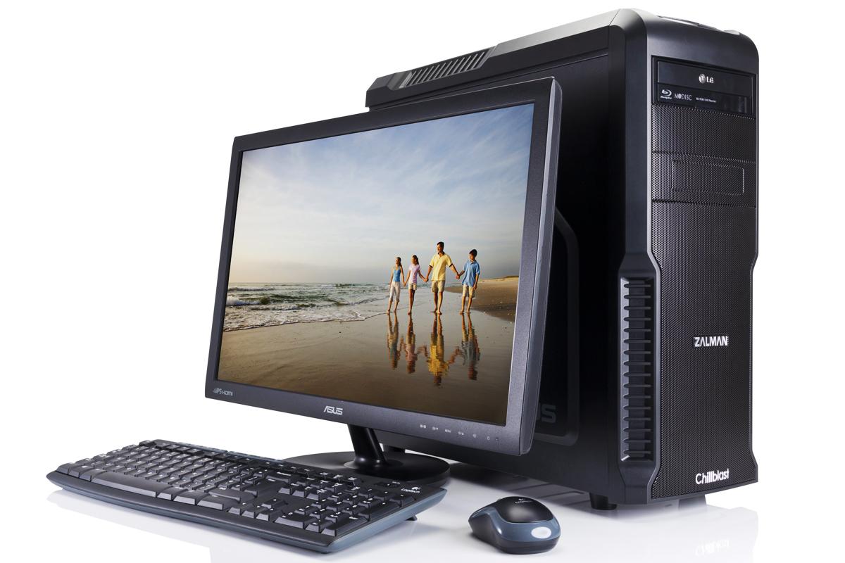 PC Конфигурации